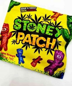 Stoney Patch Gummies