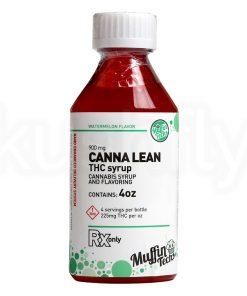 Canna Lean Grape Syrup