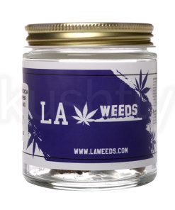 LA Weeds Elite Strain Delivery