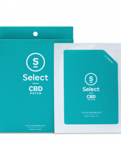 Select 60mg CBD Patch