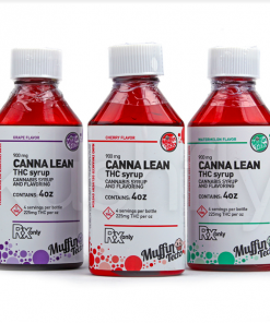 Canna Lean Grape Syrup