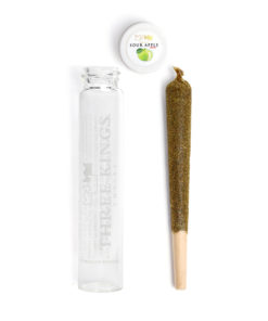 Three Kings Joint Sour Apple Sativa