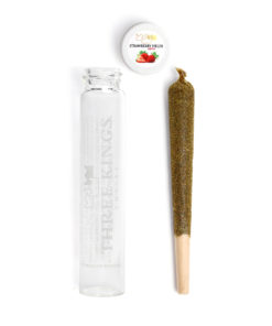Three Kings Joint Strawberry Fields Sativa