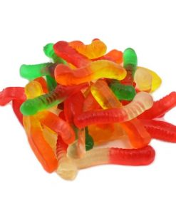 Kushbee Gummy Worms