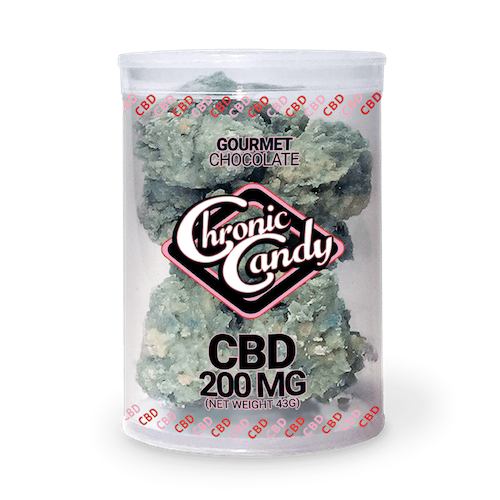 Chronic Candy Chocolate Buds
