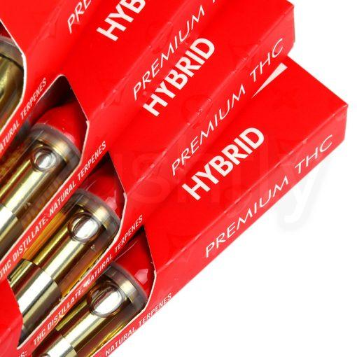 Supreme Premium THC Cartridges - King Louis XIII