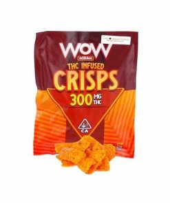 Wow Edibles Cannabis Infused Crisps
