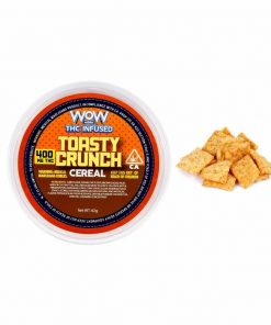 Order Online Toasty Crunch Wow Edibles