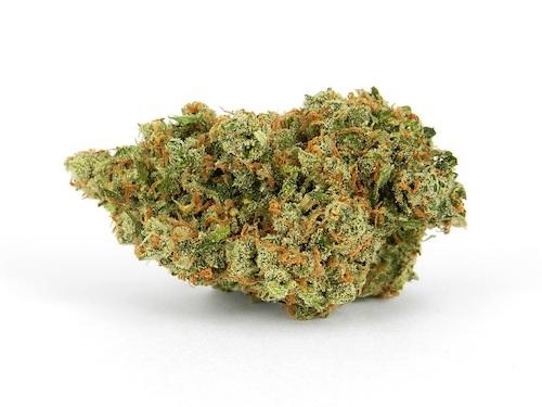 LA Weeds Blackberry Snow Cone Marijuana Delivery