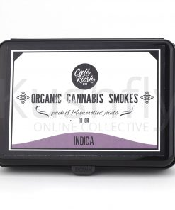 CaliKush Co. Specialty Indica 7 Pre-Rolled Joints
