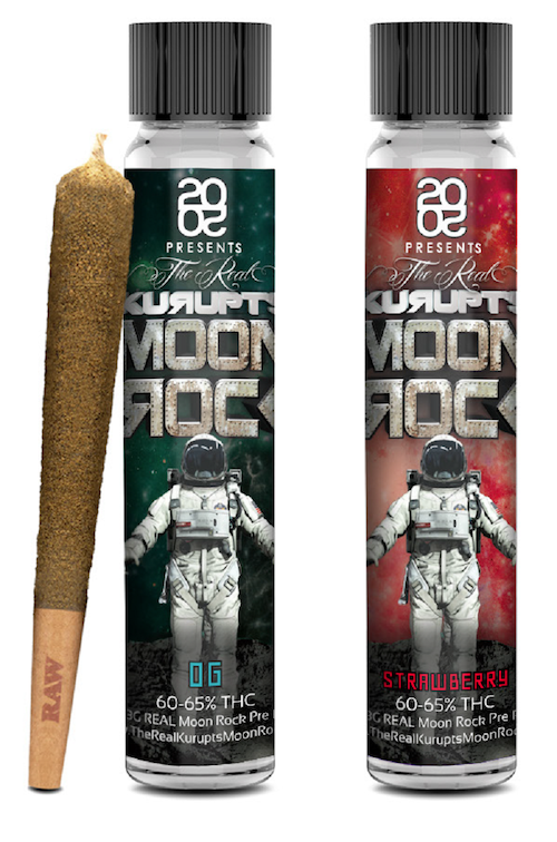 2020 The Real Moonrock Preroll Review
