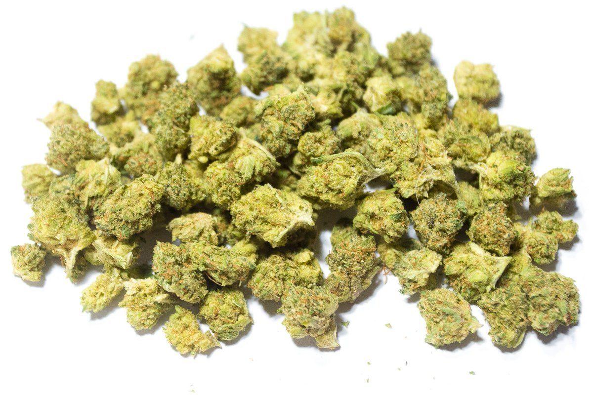 Yoda OG Popcorn Review