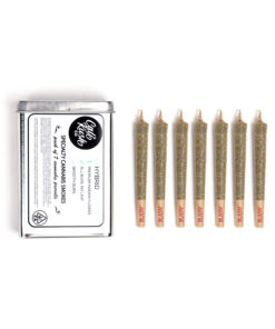calikush co specialty hybrid 7 pre rolled joints
