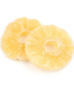 Kushbee Edibles Dried Pineapple Fruit