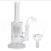 """12"""" Glass Bong & Rig w/Jets (Includes a Torch & Dab Tool)"""