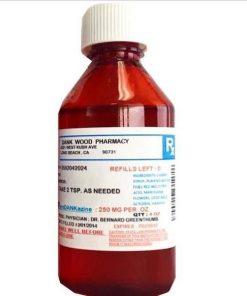 Dank Wood Pharmacy ProDANKazinew Syrup 4 oz