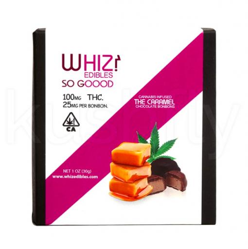 Order Online Whiz Edibles Caramel Chocolate BonBons