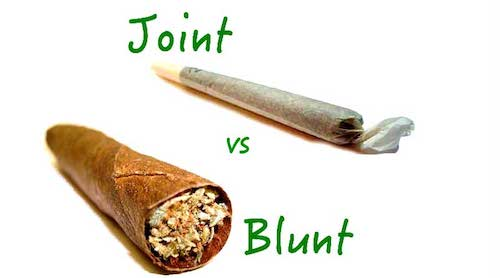 The Differences Between Joints & Blunts