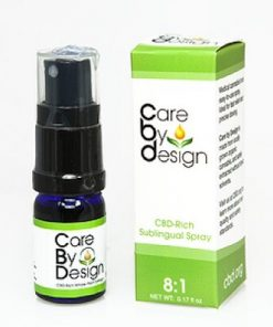 Care By Design Sublingual Spray 8:1