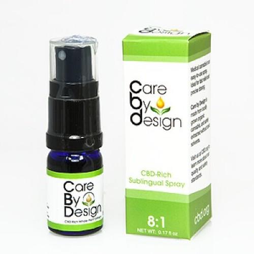 Care By Design Sublingual Spray 8:1