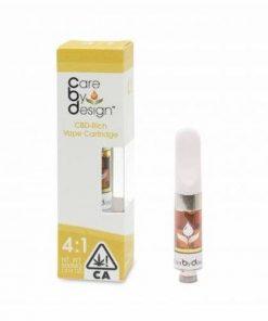 Care By Design CBD Vapes 4:1