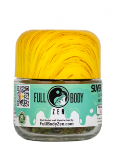 Full Body Zen Suver Haze Hemp Flower 7g