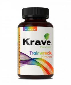 Order Online Krave Botanicals Trainwreck Kratom