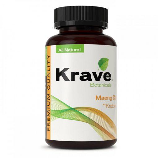 Order Online Krave Botanicals Maeng Da Kratom