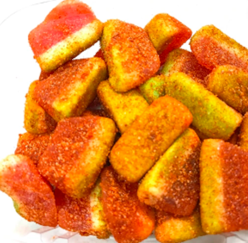 order-online-kushbee-edibles-dried-Watermelon-Chamoy