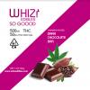 Whiz Edibles Dark Chocolate Bar 500mg THC