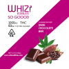 Whiz Edibles Dark Chocolate Bar 1000mg THC