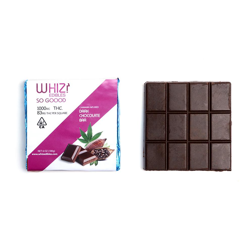 Whiz Dark Chocolate 1000mg