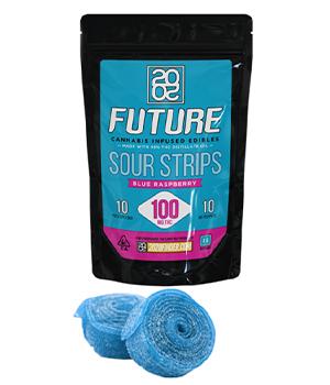 Order Online 2020 Strips Blue Raspberry 1000mg