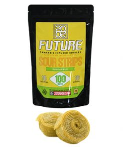 Order Online 2020 Sour Strips Pineapple 300mg