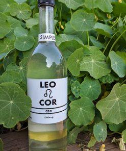 Leo Cor Simple Syrup