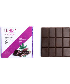 Whiz Edibles Dark Chocolate Ba