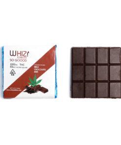 Whiz Edibles Milk Chocolate Bar