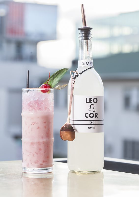 Leo Cor Simple Syrup