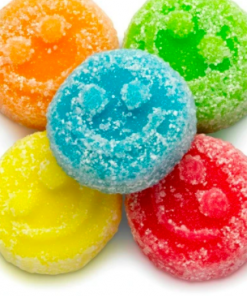 Dank Gummies Sour Smileys