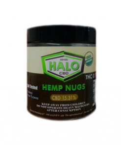 Halo Nugs Hemp Flower