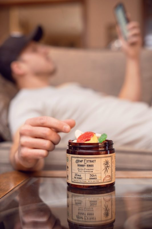 Eating edibles is a great way to consume THC or CBD
