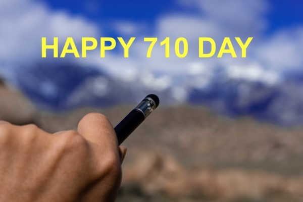 Happy 710! Here's What OIL Day Is All About!