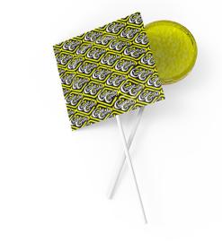 Chronic Candy CBD Lollipop Lemon Haze Energy