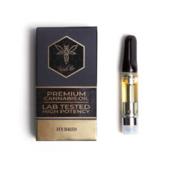 Kushbee Clear Oil THC Vape Cartridge GG#4