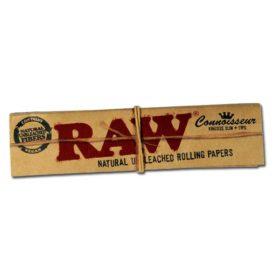 Raw Hemp Kingsize Slim Rolling Papers 32 Pack