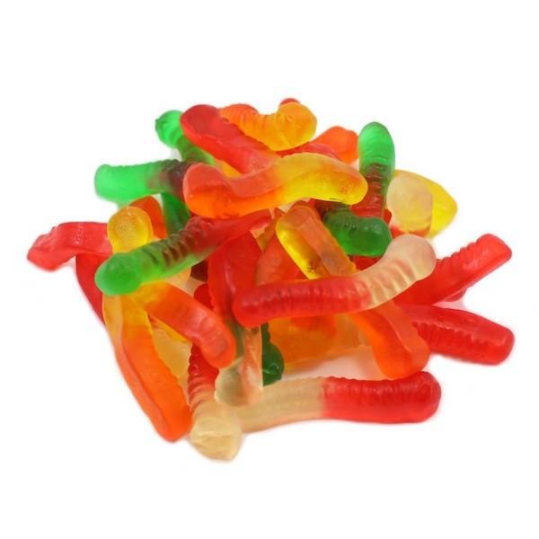 Order Online Halo CBD Gummy Worms