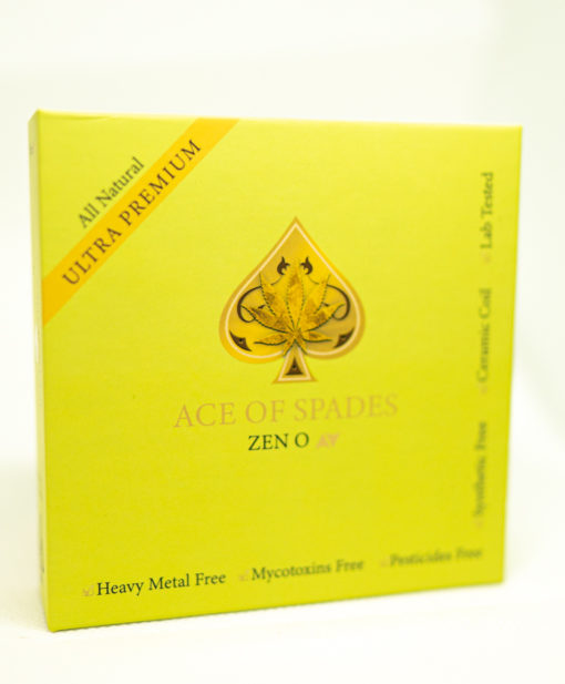 Ace Of Spades Zen O