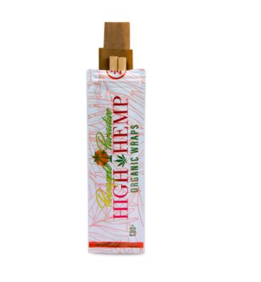 High Hemp Organic Wraps Pineapple Paradise