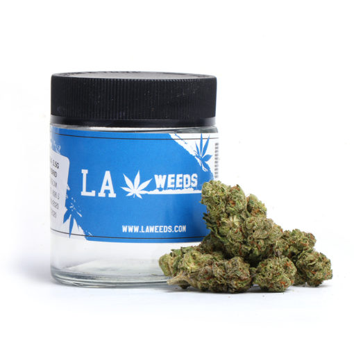 LA Weeds Cereal Milk
