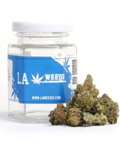 LA Weeds Jungle Cake
